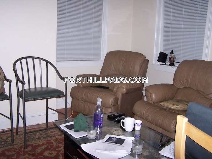 Boston - Fort Hill - 3 Beds, 1 Bath - $2,850