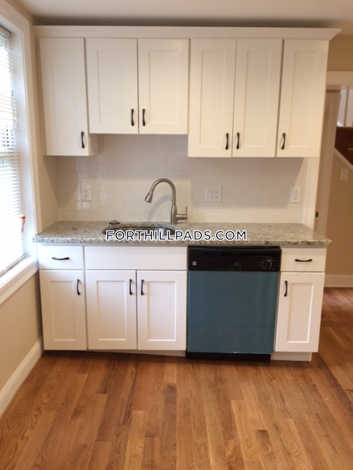 Boston - Fort Hill - 3 Beds, 1.5 Baths - $3,200