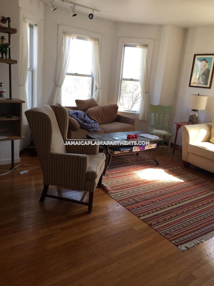Boston - Jamaica Plain - Stony Brook - 3 Beds, 1 Bath - $3,000