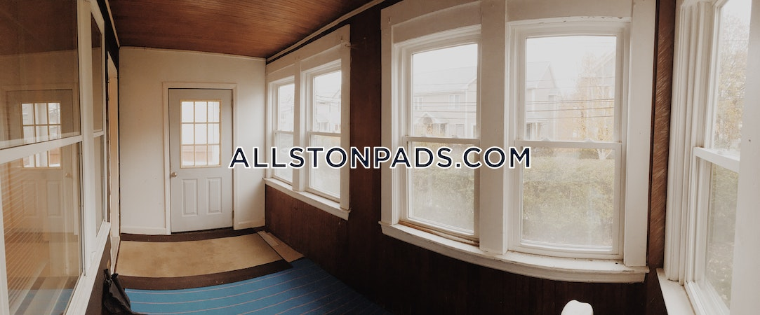 Lower Allston 4 Bed 1 Bath BOSTON Boston - $3,400