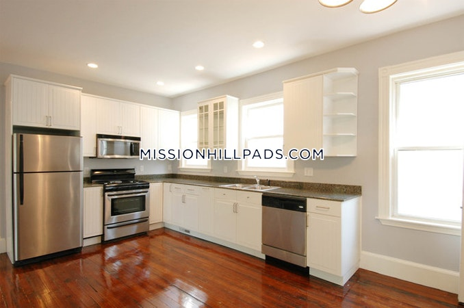 Mission Hill Apartment for rent 4 Bedrooms 1 Bath Boston - $4,800