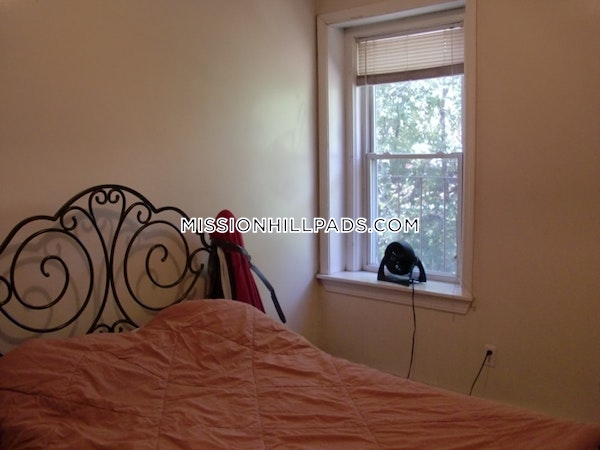 Mission Hill Apartment for rent 1 Bedroom 1 Bath Boston - $1,950