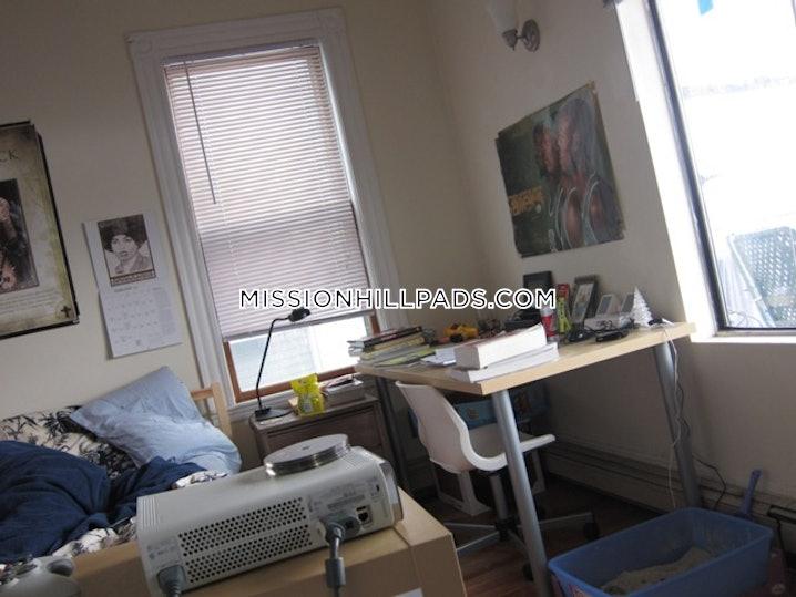 Boston - Mission Hill - 4 Beds, 1 Bath - $3,795