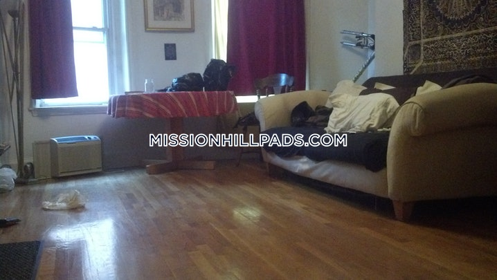 Boston - Mission Hill - 1 Bed, 1 Bath - $1,995