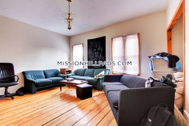Mission Hill, Boston, MA - 6 Beds, 2 Baths - $6,000 - ID#3822381