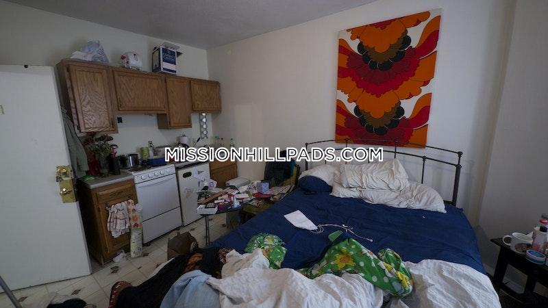 Mission Hill Studio 1 Bath Boston - $1,500
