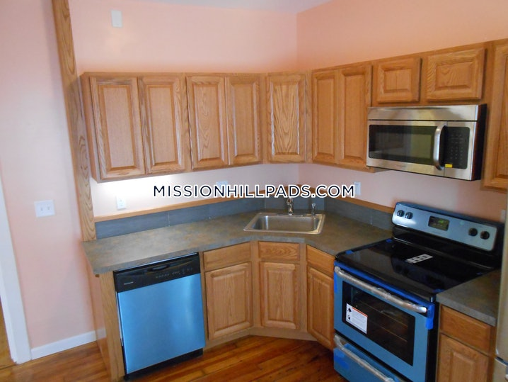 Boston - Mission Hill - 4 Beds, 1.5 Baths - $3,900