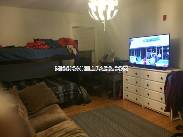 Mission Hill Apartment for rent 4 Bedrooms 2 Baths Boston - $4,000