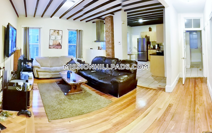 BOSTON - MISSION HILL - 6 Beds, 2 Baths - Image 3