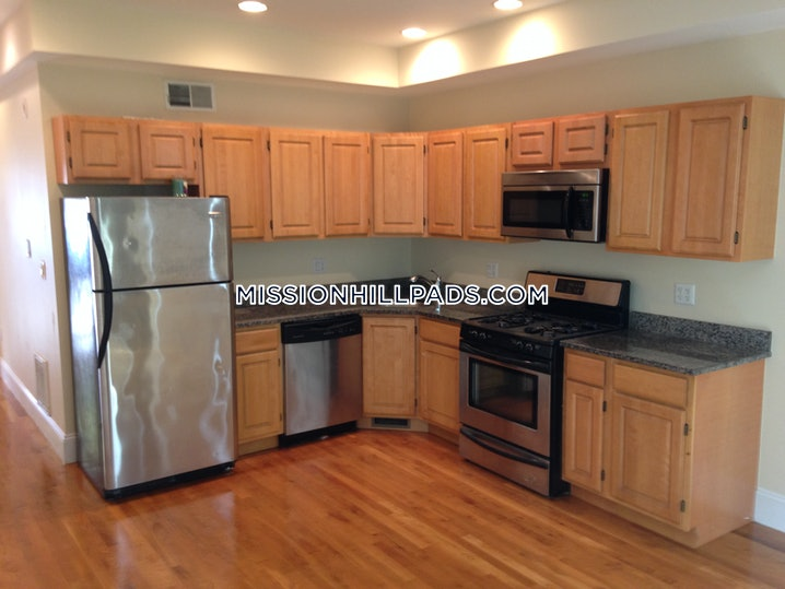 Boston - Mission Hill - 3 Beds, 2.5 Baths - $3,900