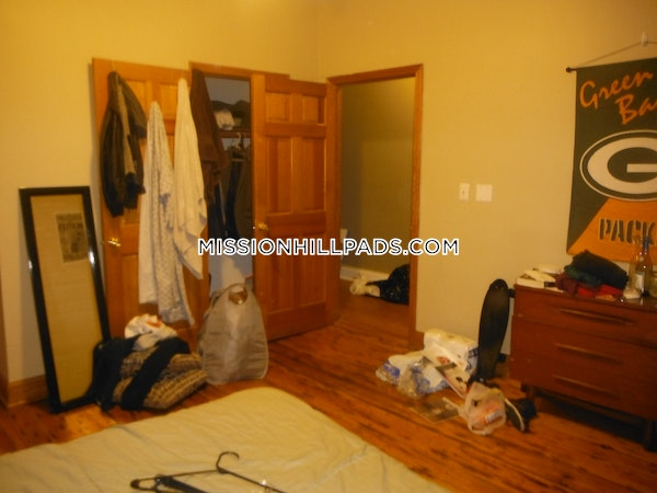 Mission Hill Apartment for rent 6 Bedrooms 4 Baths Boston - $6,900