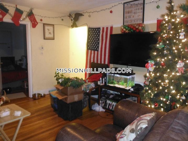 Boston - Mission Hill - 5 Beds, 3 Baths - $6,000