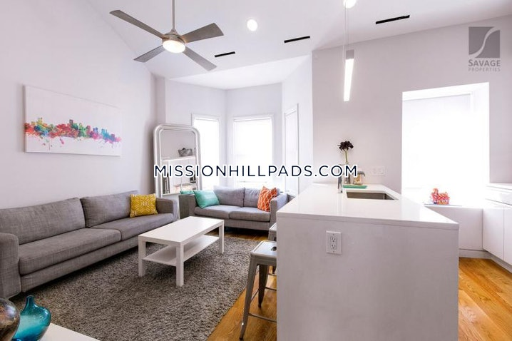 Boston - Mission Hill - 2 Beds, 1 Bath - $3,850