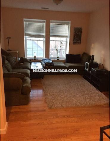 Mission Hill, Boston, MA - 4 Beds, 2 Baths - $3,500 - ID#3823353
