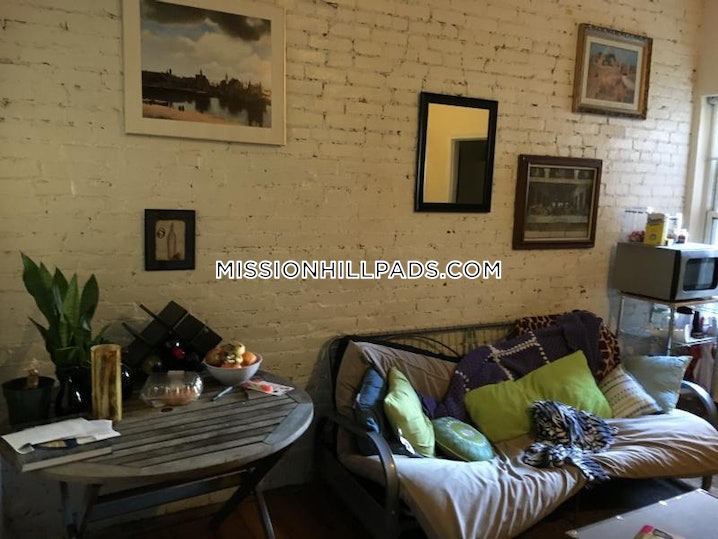 Boston - Mission Hill - 2 Beds, 1 Bath - $2,295