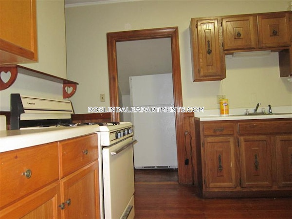 Roslindale Apartment for rent 2 Bedrooms 1 Bath Boston - $1,900