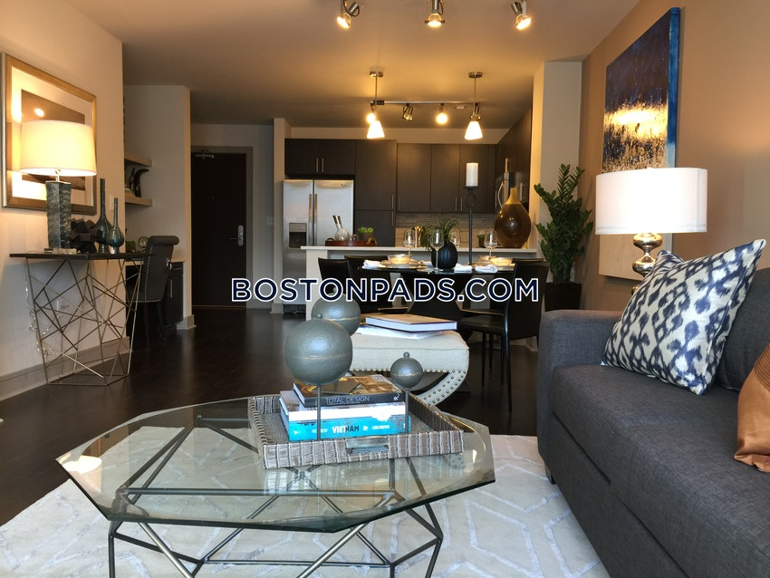 BOSTON - SEAPORT/WATERFRONT - 3 Beds, 2 Baths - Image 6
