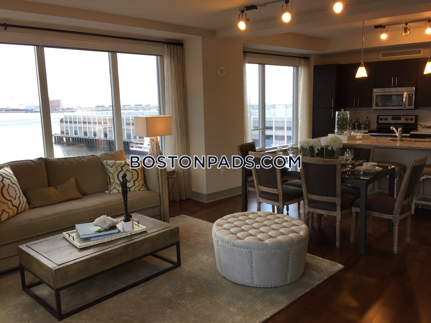 BOSTON - SEAPORT/WATERFRONT - 3 Beds, 2 Baths - Image 3