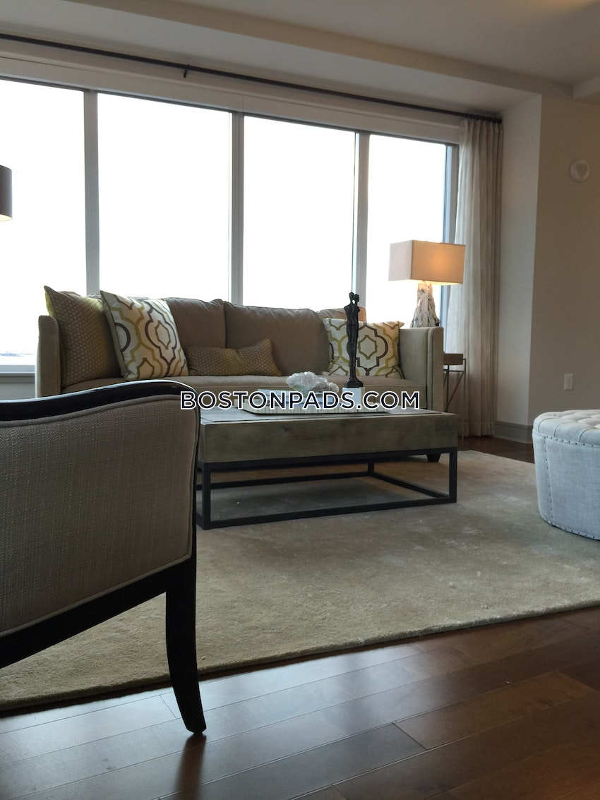 BOSTON - SEAPORT/WATERFRONT - 3 Beds, 2 Baths - Image 1