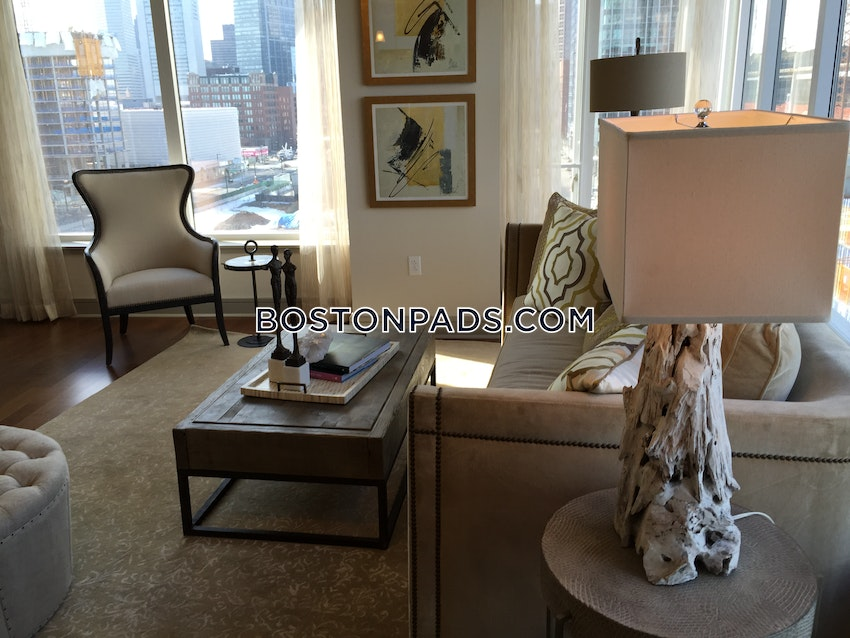 BOSTON - SEAPORT/WATERFRONT - 3 Beds, 2 Baths - Image 2