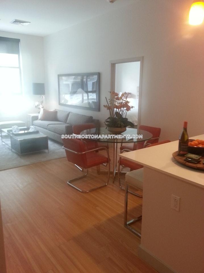 Boston - South Boston - West Side - 2 Beds, 2 Baths - $4,265
