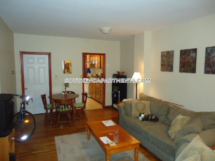 Boston - South End - 3 Beds, 1 Bath - $3,400
