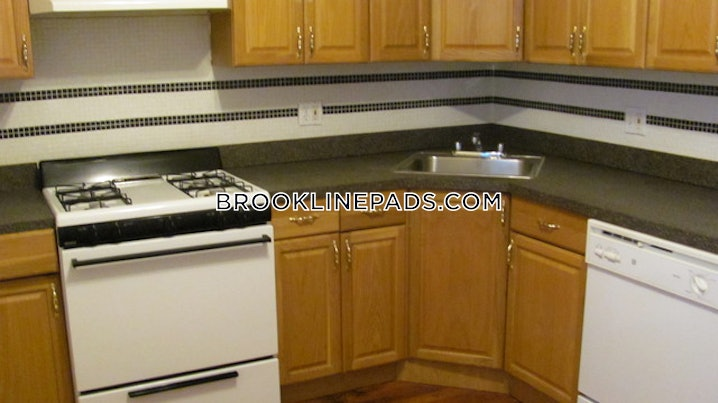 Brookline- Brookline Village - 4 Beds, 1 Bath - $4,600