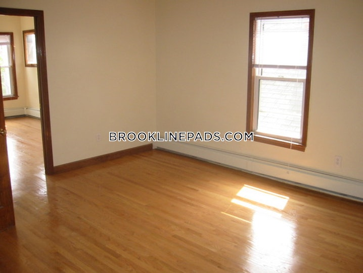 Brookline- Brookline Village - 4 Beds, 2 Baths - $4,700