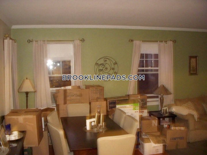 Brookline- Coolidge Corner - 1 Bed, 1 Bath - $3,210