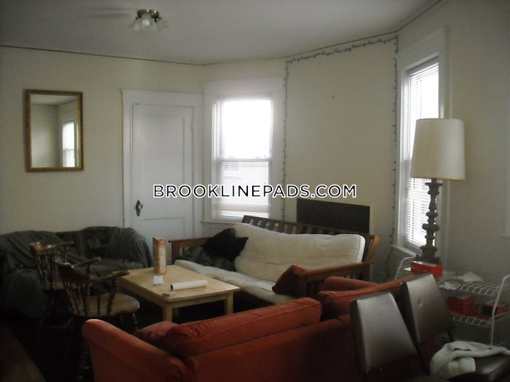 Brookline- Washington Square - 5 Beds, 1 Bath - $3,600