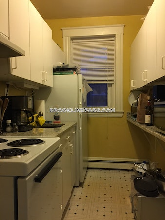 Brookline Apartment for rent 2 Bedrooms 1 Bath  Cleveland Circle - $2,400