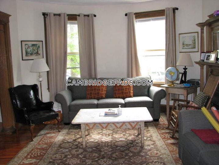 Cambridge - Harvard Square - 3 Beds, 1.5 Baths - $3,750