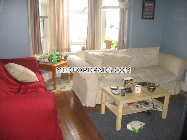 Medford Apartment for rent 3 Bedrooms 1 Bath  Tufts - $2,850