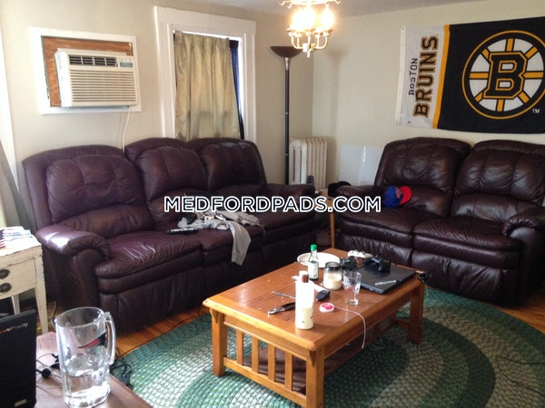 Medford Apartment for rent 3 Bedrooms 1 Bath  Tufts - $2,750