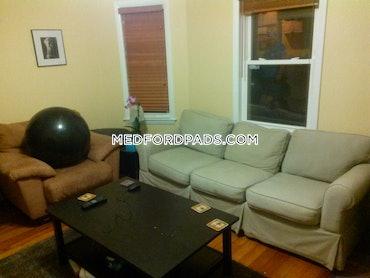 Tufts, Medford, MA - 5 Beds, 2 Baths - $3,000 - ID#3819381