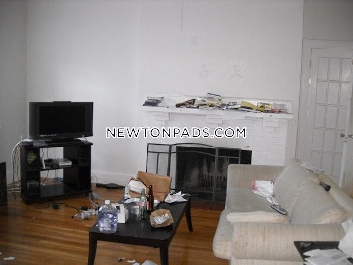 Newton - Chestnut Hill - 4 Beds, 1 Bath - $3,000