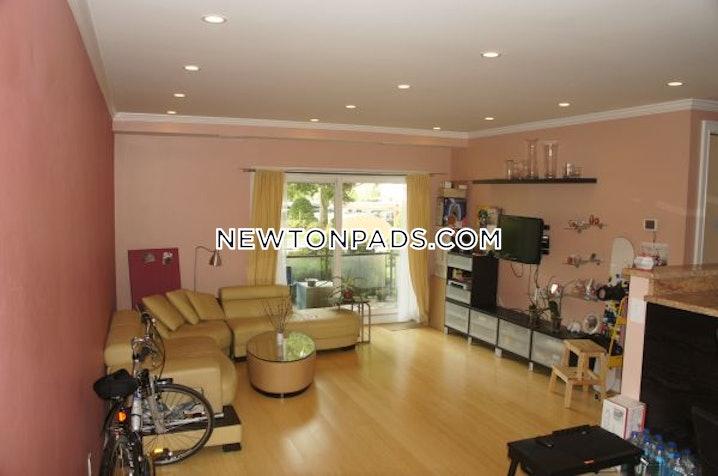 Newton - Chestnut Hill - 2 Beds, 1 Bath - $2,100