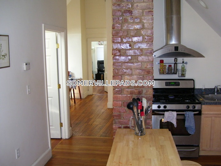 Somerville - Porter Square - 3 Beds, 1 Bath - $4,500