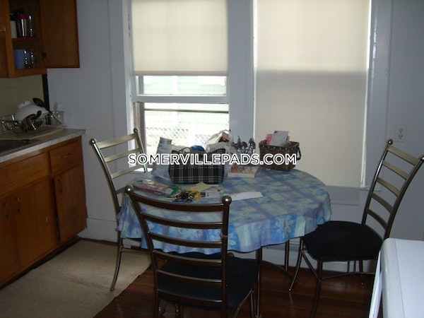 Somerville Apartment for rent 3 Bedrooms 1 Bath  Tufts - $2,200