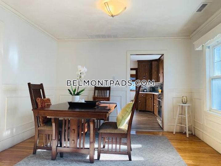 Belmont - 3 Beds, 1 Bath - $2,400