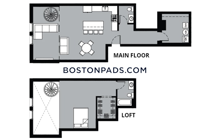 Beverly Apartment for rent 1 Bedroom 2 Baths - $2,250