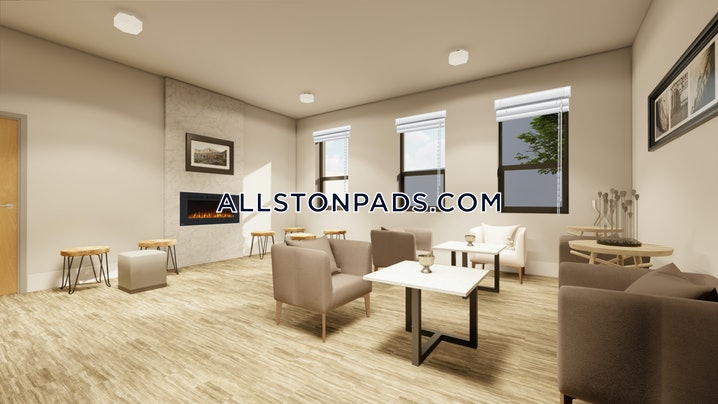 Boston - Allston - 1 Bed, 1.5 Baths - $3,150