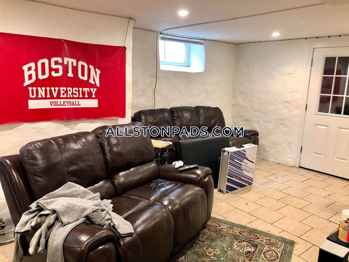 Boston - Allston - 5 Beds, 2.5 Baths - $6,600