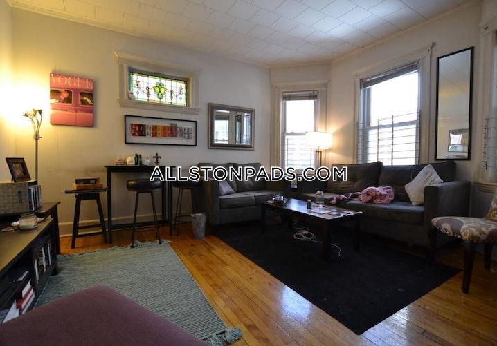 Boston - Allston - 4 Beds, 2 Baths - $3,600