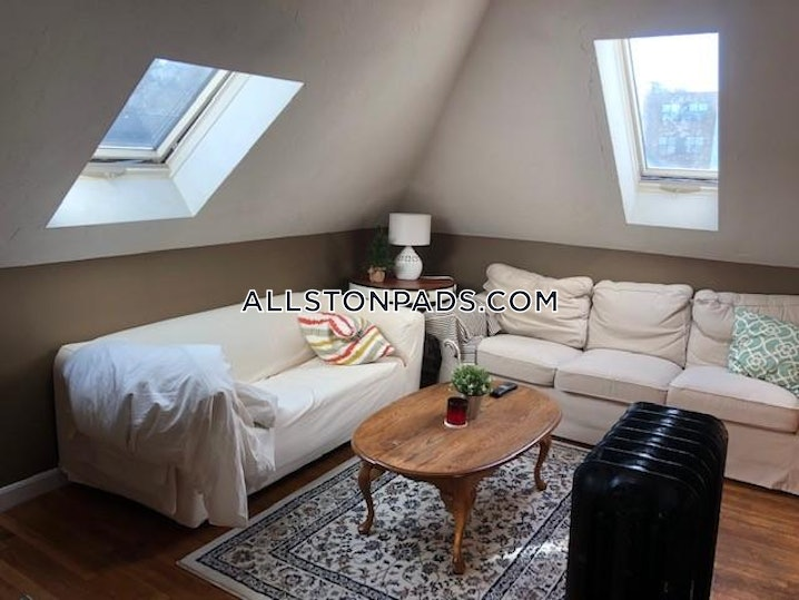 Boston - Allston - 5 Beds, 2 Baths - $4,500
