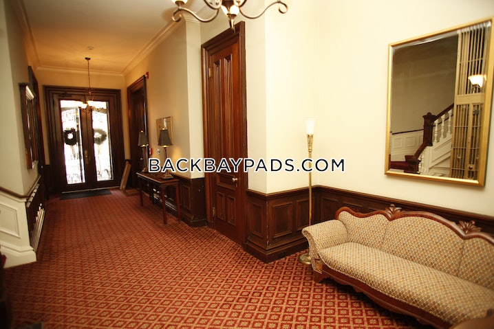 Boston - Back Bay - Studio, 1 Bath - $3,300