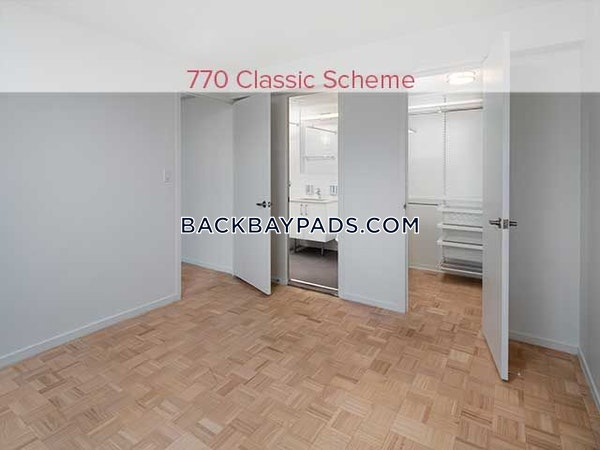 Back Bay Apartment for rent 1 Bedroom 1 Bath Boston - $3,255