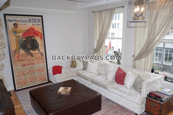 Boston - Back Bay - 3.5 Beds, 2 Baths - $8,060