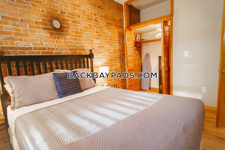 Boston - Back Bay - 1 Bed, 1 Bath - $3,000
