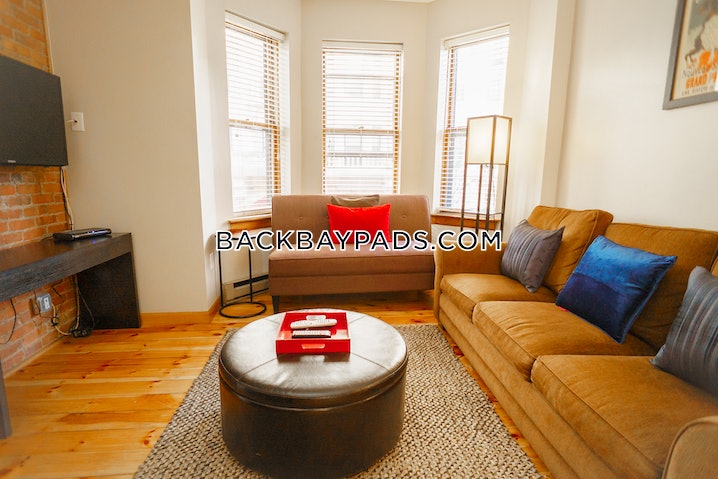 Boston - Back Bay - 1 Bed, 1 Bath - $3,000